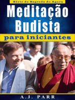 Meditação Budista para iniciantes