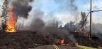 Lava Eruptions Destroy Several Homes, Wreak Havoc In Hawaii