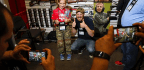 9-year-old Sharpshooter In Her Element At NRA Convention