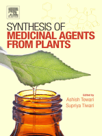 Synthesis of Medicinal Agents from Plants