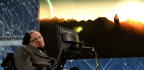 Did The Dying Stephen Hawking Really Mean To Strengthen The Case For God?   Philip Goff