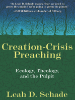 Creation-Crisis Preaching