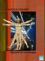 """""""Appunti di sociologia"""""""