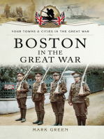 Boston (UK) in the Great War