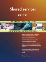 Shared services center The Ultimate Step-By-Step Guide