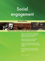 Social engagement Third Edition