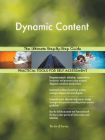 Dynamic Content The Ultimate Step-By-Step Guide