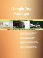Google Tag Manager Complete Self-Assessment Guide
