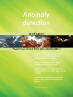 Anomaly detection Third Edition