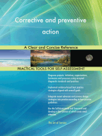 Corrective and preventive action A Clear and Concise Reference