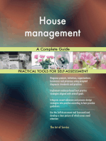 House management A Complete Guide