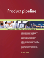 Product pipeline Second Edition