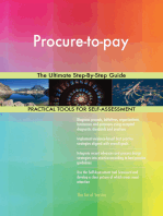 Procure-to-pay The Ultimate Step-By-Step Guide