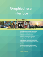 Graphical user interface Second Edition