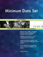 Minimum Data Set Third Edition