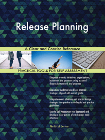 Release Planning A Clear and Concise Reference