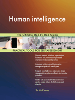 Human intelligence The Ultimate Step-By-Step Guide