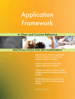 Application Framework A Clear and Concise Reference