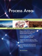 Process Area A Complete Guide