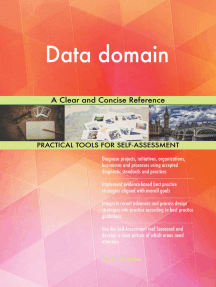 Data domain A Clear and Concise Reference