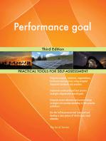Performance goal Third Edition