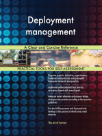 Deployment management A Clear and Concise Reference