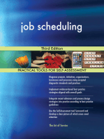 job scheduling Third Edition