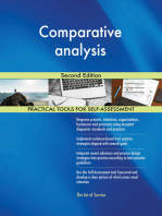 Comparative analysis Second Edition