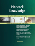 Network Knowledge Complete Self-Assessment Guide