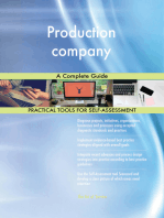 Production company A Complete Guide