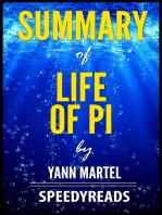 Summary of Life of Pi