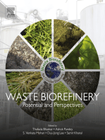 Waste Biorefinery: Potential and Perspectives