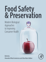 Food Safety and Preservation: Modern Biological Approaches to Improving Consumer Health
