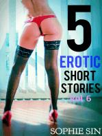 5 Erotic Short Stories Vol 6