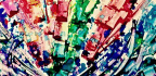 How A Synesthetic Artist Sees Sounds And Turns Music Into Paintings