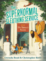 The Supernormal Sleuthing Service #2