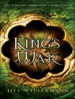 King's War (The Kinsman Chronicles Book #3)