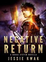 Negative Return: Durga System Series, #2