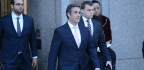 Michael Cohen Attacks Stormy Daniels' Lawyer Over Bank Records Disclosure
