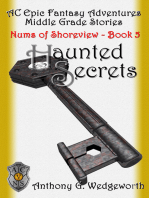 Haunted Secrets