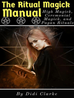 The Ritual Magick Manual