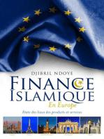 Finance Islamique En Europe