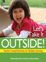Let's Take It Outside!