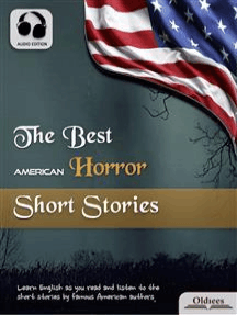 The Best American Horror Short Stories: Audio Edition : Selected American Short Stories
