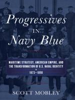 Progressives in Navy Blue