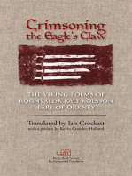 Crimsoning the Eagle's Claw