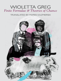 Finite Formulae and Theories of Chance