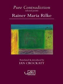 Pure Contradiction: Selected Poems