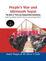 People's War and Aftermath Nepal