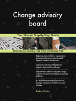 Change advisory board The Ultimate Step-By-Step Guide